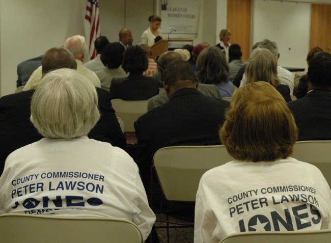 First Ciyahoga County Commissioners Debate Peter Lawson Jones Debbie Sutherland