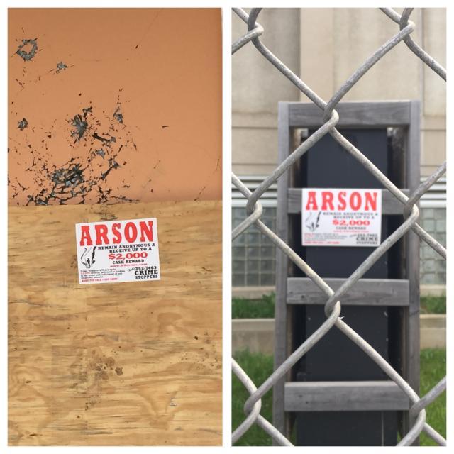 Arson at Heroin Hotel #11