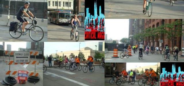 Critical Mass Bikes are Best